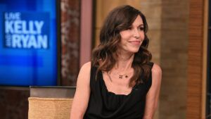 Finola Hughes, Live with Kelly and Ryan, General Hospital