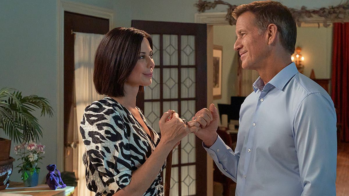 Catherine Bell, James Denton, The Good Witch