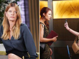 Michelle Stafford, Courtney Hope, Elizabeth Leiner, The Young and the Restless